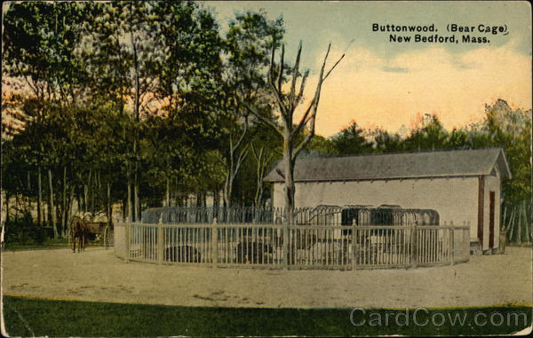 Buttonwood (Bear Cage) New Bedford Massachusetts