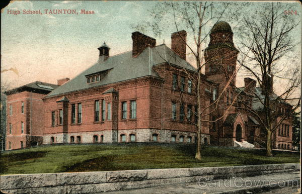 High School Taunton Massachusetts