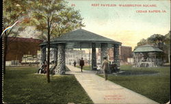 Rest Pavilion - Washington Square