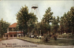 The Pavillion, Black Hawk's Watch Tower