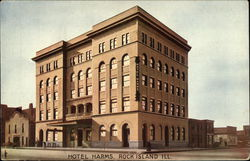 Street View of Hotel Harms