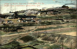 Scenes of the Colorado Springs and Cripple Creek District - Portland and Independence Mines