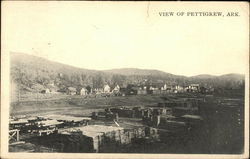 View of Pettigrew, Ark.