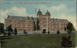 Burks Hall, Muhlenberg College