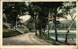 Oak Birch Inn, Alton Lake Bay, Lake Winnipesaukee