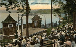 Open Air Theatre, Beacon Park, Lake Chargoggagoggmanchaugagoggchaubunagungamaugg