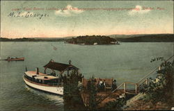 Point Breeze Landing, Lake Chargoggagoggmanchau