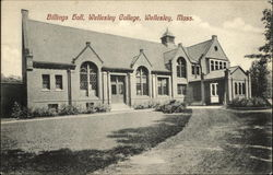 Billings Hall, Wellesley College