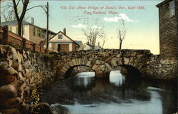 The Old Stone Bridge at Lund's Cor., Built 1828