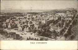 Aerial View of Yale University