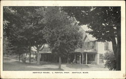 Ashfield House - L. Porter Proprietor