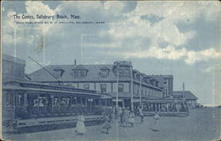 The Centre, Salisbury Beach