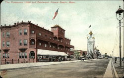 The Pleasanton Hotel and Boulevard