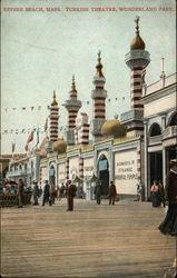 Turkish Theatre, Wonderland Park, Revere Beach