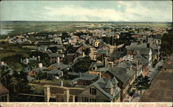 View of the Town of Nantucket, Mass.