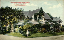 The Tuttle House in Oak Bluffs