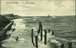 The Jetties in a Storm