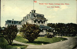 Ocean View House in Cottage City