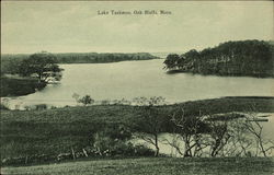 Scenic View of Lake Tashmoo