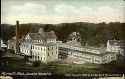 Bird's Eye View of Standish Worsted Company