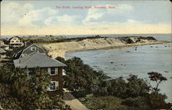 The Bluffs, Looking North