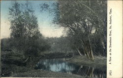 A View of the Shawsheen River