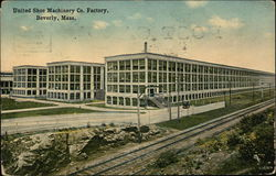 United Shoe Machinery Co. Factory