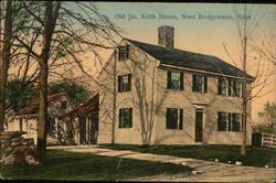 Old James Keith House
