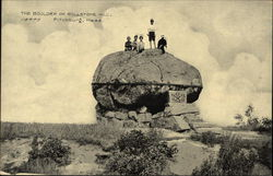 The Boulder of Rollstone Hill