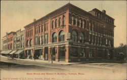 Bank Block and Bancroft Building