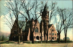 Mary Lyon Hall, Mt. Holyoke College, near Holyoke