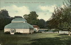 The Conservatory, Mt. Holyoke College