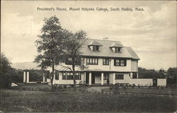 President's House, Mount Holyoke College