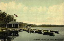 Lake Nipmuc Park, The Boat Landing