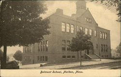 Street View of Belmont School