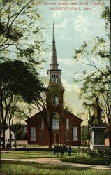 Brown Square and North Church