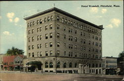 Street View of Hotel Wendell