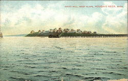 Great Hill, West Slope, Hough's Neck