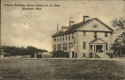 Primary Building, Boston School for the Deaf