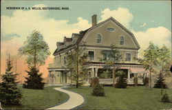 Residence of JC Wells
