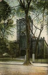 Street View of North Church