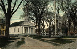 Common and Congregational Church