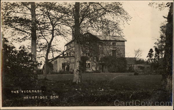 The Vicarage Hambridge England