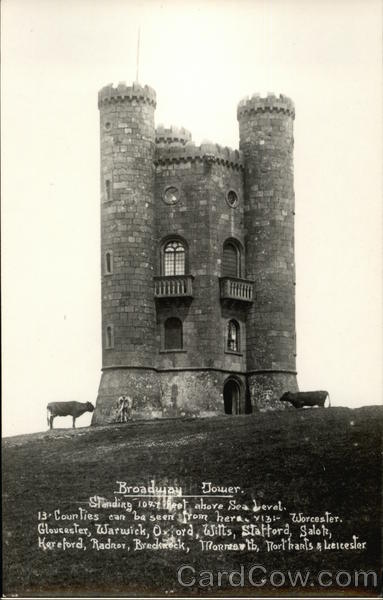 Broadway Tower England Gloucestershire