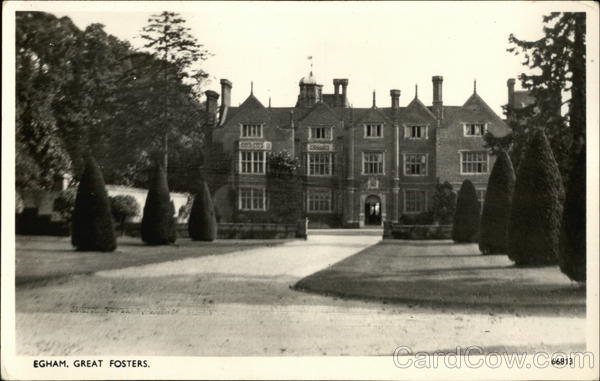 Great Fosters Egham England