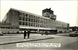 Leicester Mercury, St. George Street