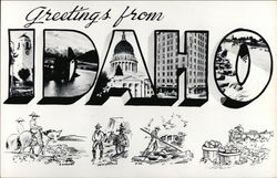 Greetings From...Images of State in Letters