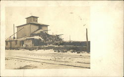 Burned Down Depot