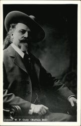Colonel W. F. Cody - Buffalo Bill