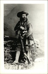 "Buffalo Bill ""Col. W. F. Cody"""